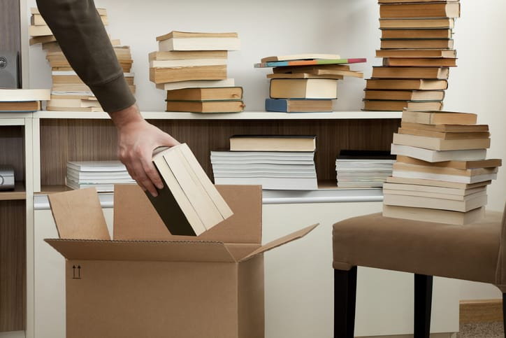 Books for Moving